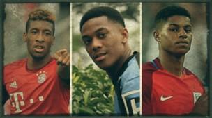 Ces jeunes qui pourraient illuminer l'Euro 2016