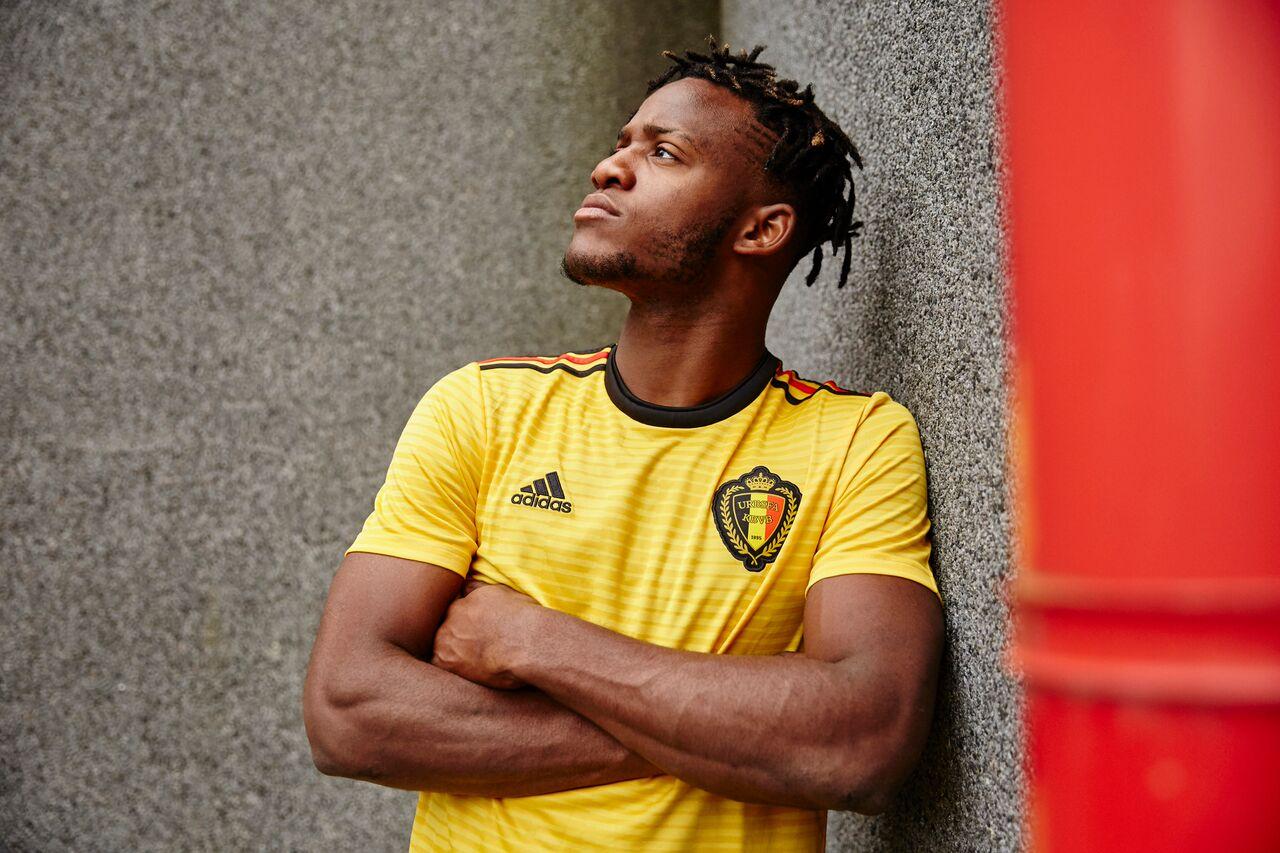 Camisetas alternativa Bélgica Mundial
