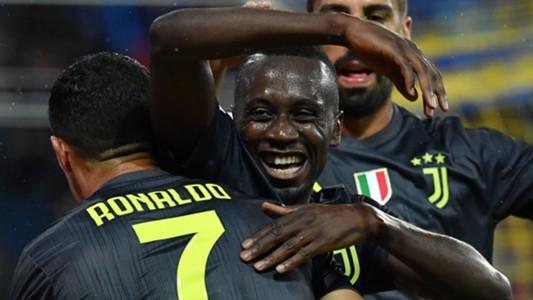 Matuidi Juventus Parma Serie A