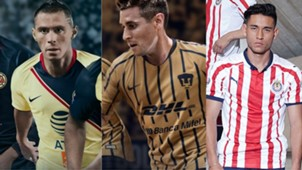 Uniformes Liga MX