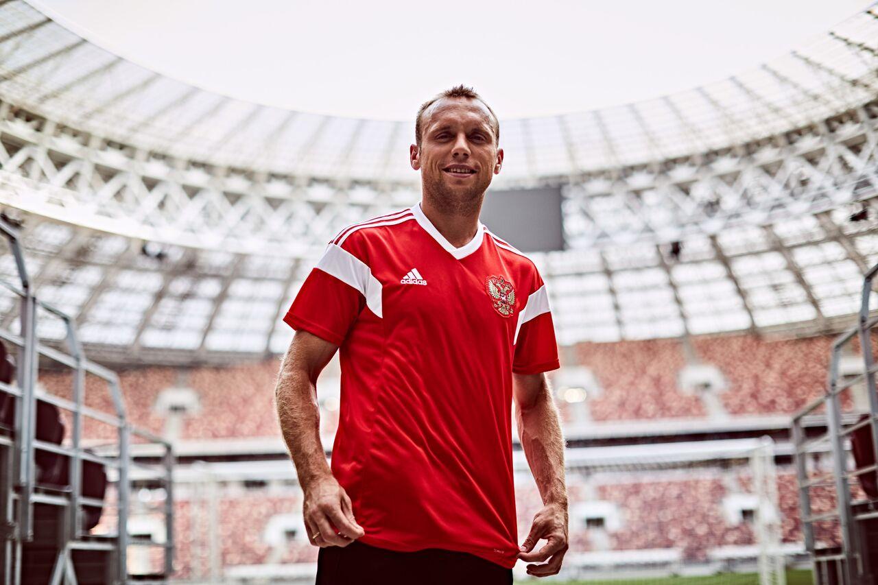 camiseta Rusia Rusia 2018
