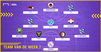 Opta Team van de Week 7
