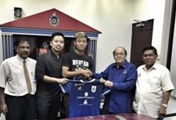Lee Gil-hoon - Sabah FA