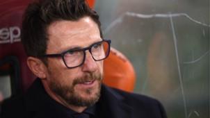 Eusebio Di Francesco Roma Serie A