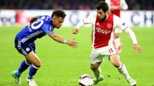 Amin Younes Thilo Kehrer AFC Ajax Amsterdam FC Schalke 04 13042017