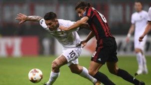 Marko Livaja Ricardo Rodriguez Milan AEK Athens