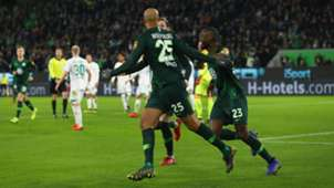 John Anthony Brooks VfL Wolfsburg Bundesliga