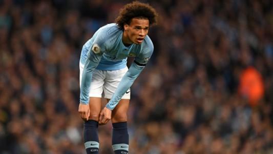 Manchester City Leroy Sane 04112018