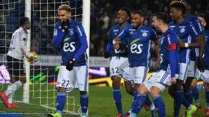 Kenny Lala Strasbourg Bordeaux Ligue 1 26012019