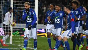 Kenny Lala Strasbourg Bordeaux Ligue 1 26012019