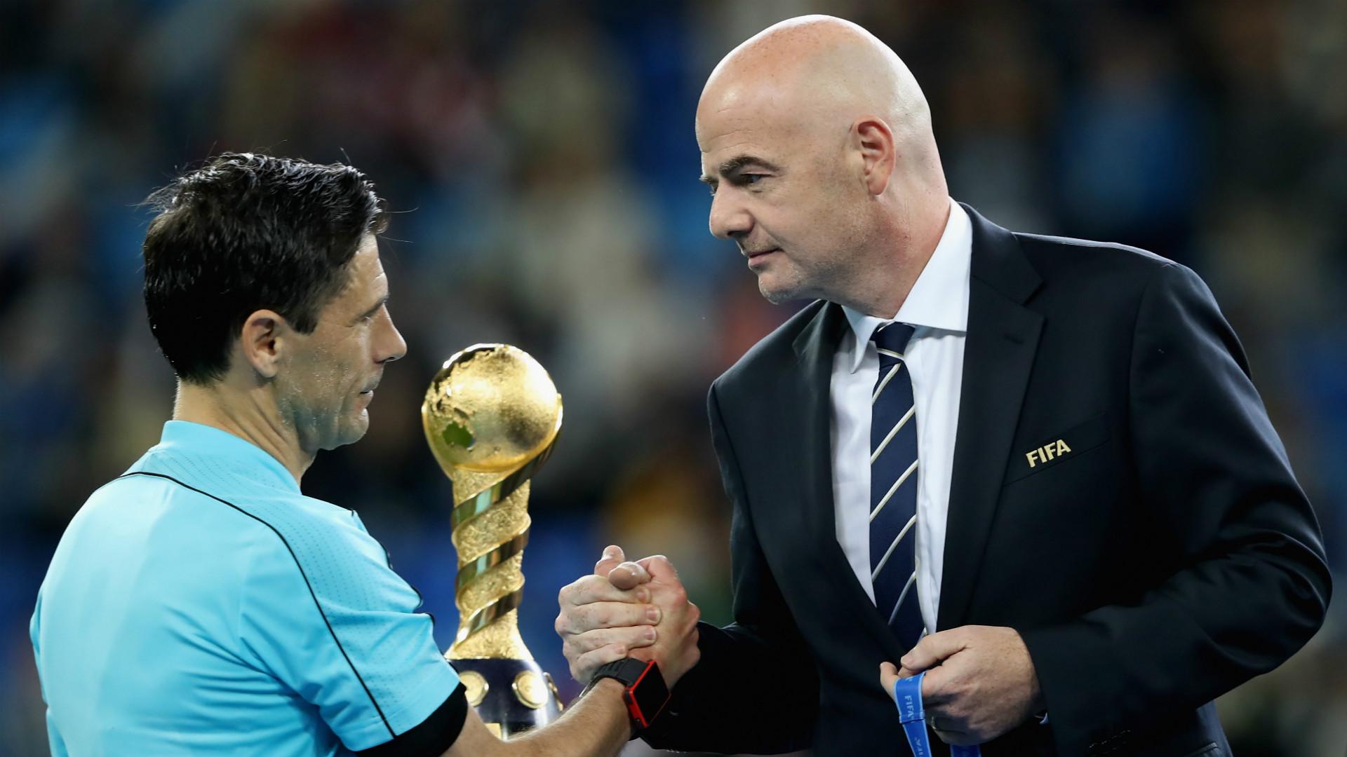 ¿Quién será el árbitro de la final, Champions League 2018?