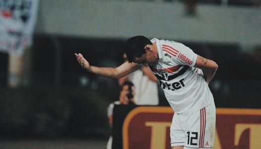 Pablo São Paulo Mirassol | 21012019