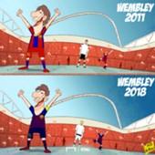 Cartoon Messi