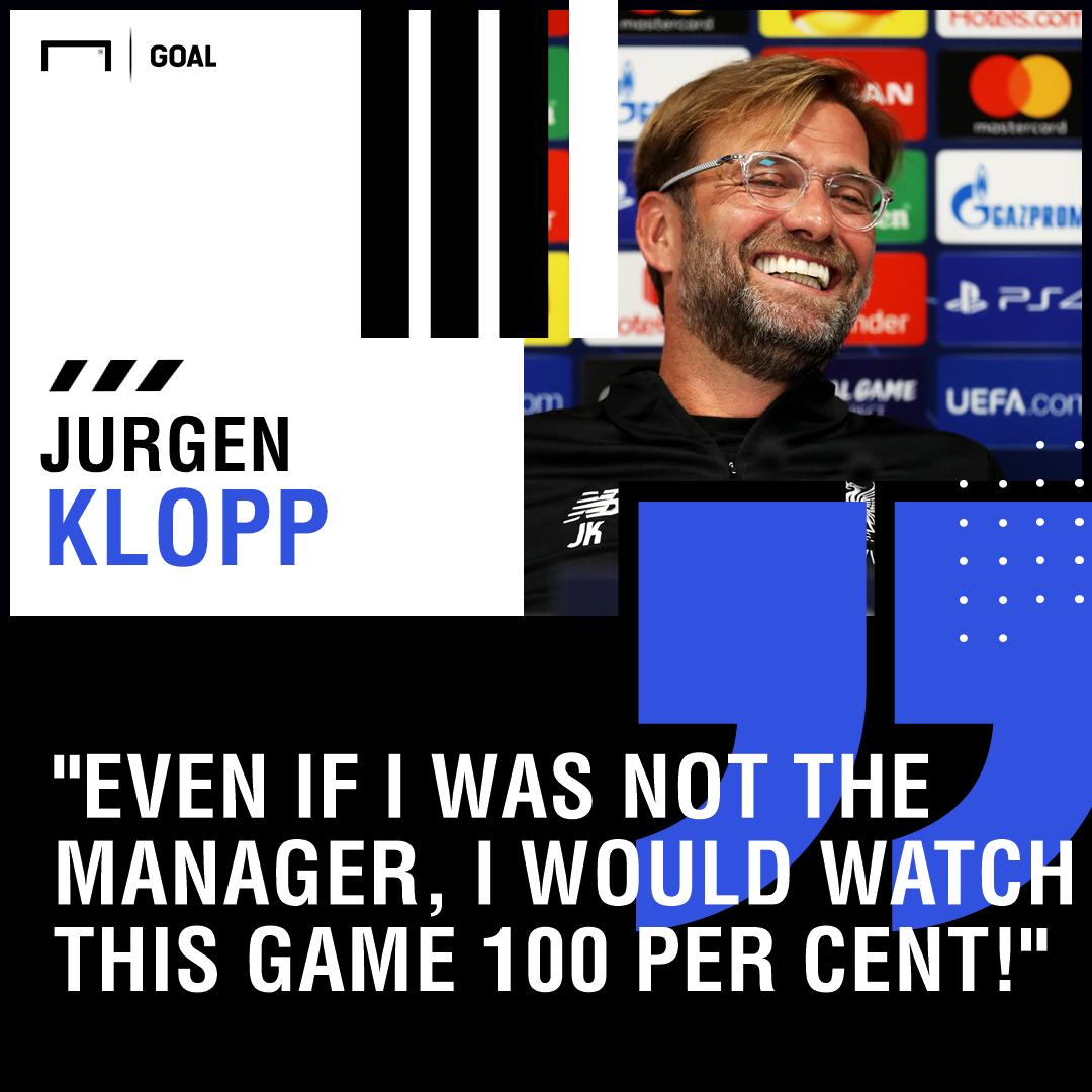 Jurgen Klopp Liverpool PSG PS