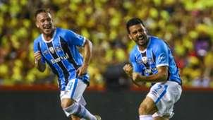 Edilson Arthur Barcelona SC Gremio Copa Libertadores 25102017