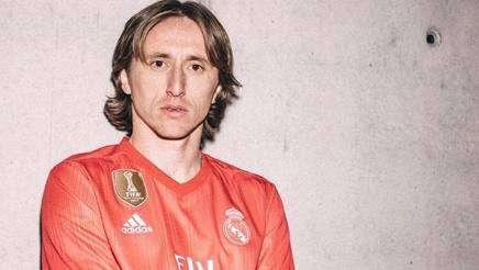 Le Real Madrid oublie Modric dans sa campagne sur les réseaux sociaux