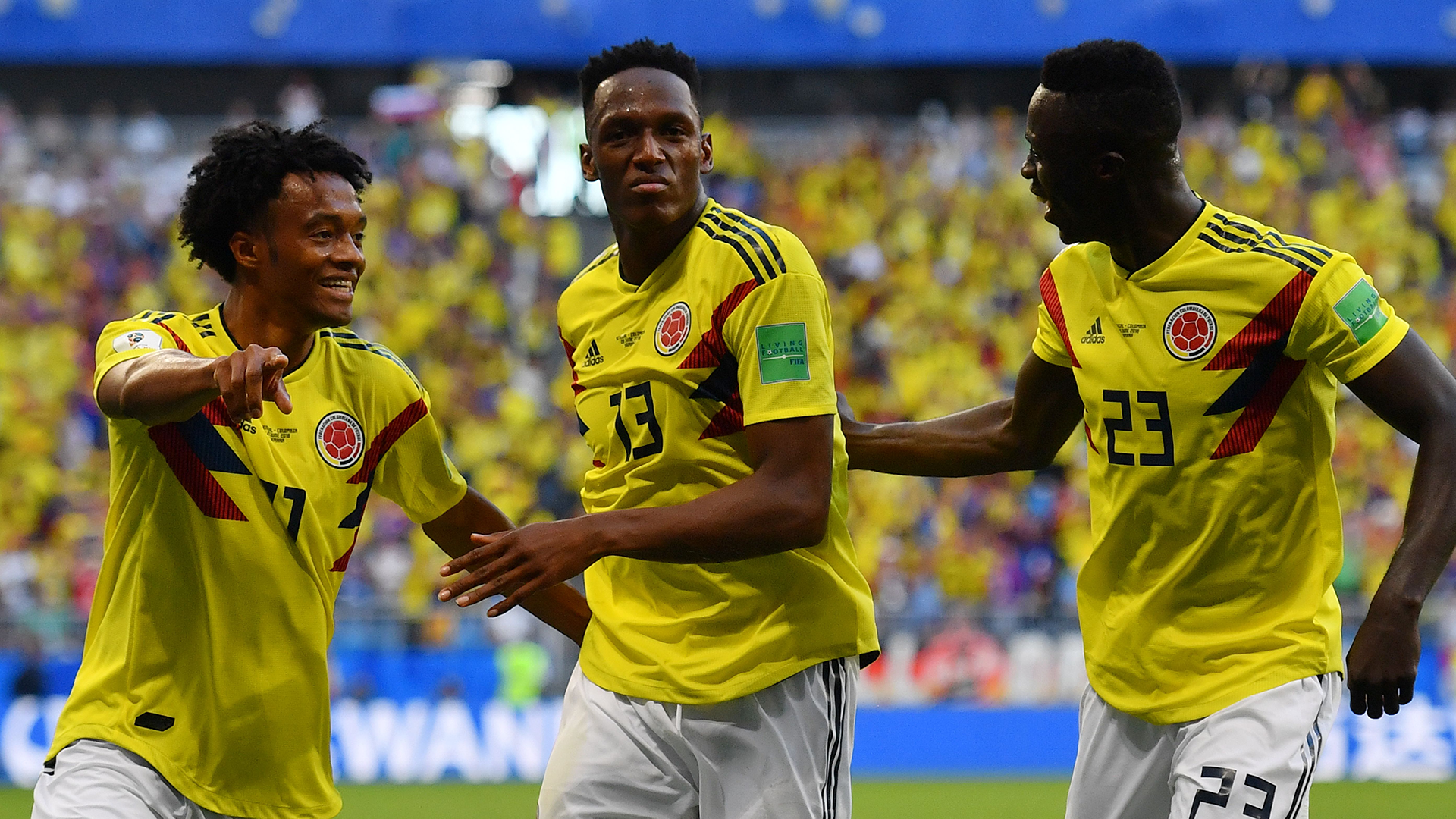 Colombia Senegal World Cup 2018