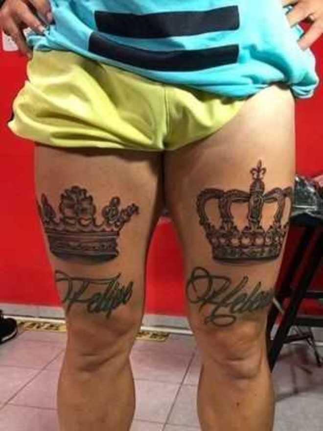 Cuántos Y Qué Tatuajes Tiene Benedetto Y Qué Significan Goalcom