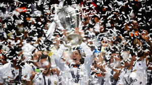 Real Madrid 2014 Champions League winners