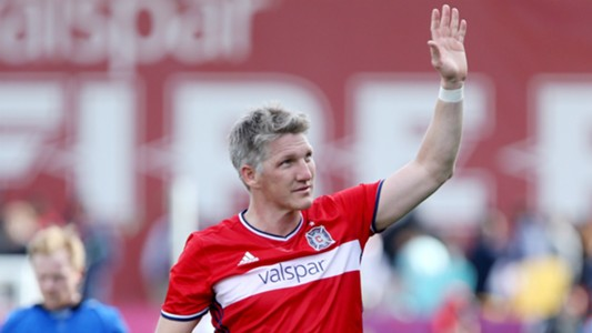 Bastian Schweinsteiger MLS Chicago Fire Getty 04012017