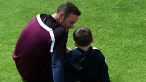 Rooney son