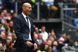 Zidane Real Madrid Athletic LaLiga