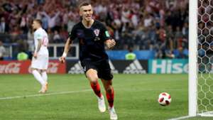 croatia england - ivan perisic goal - world cup - 11072018
