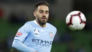 Anthony Caceres Melbourne City