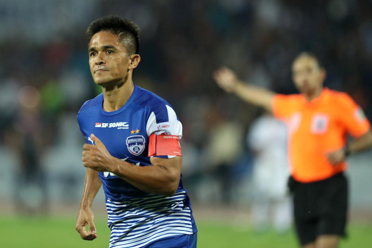 Bengaluru FC Sunil Chhetri