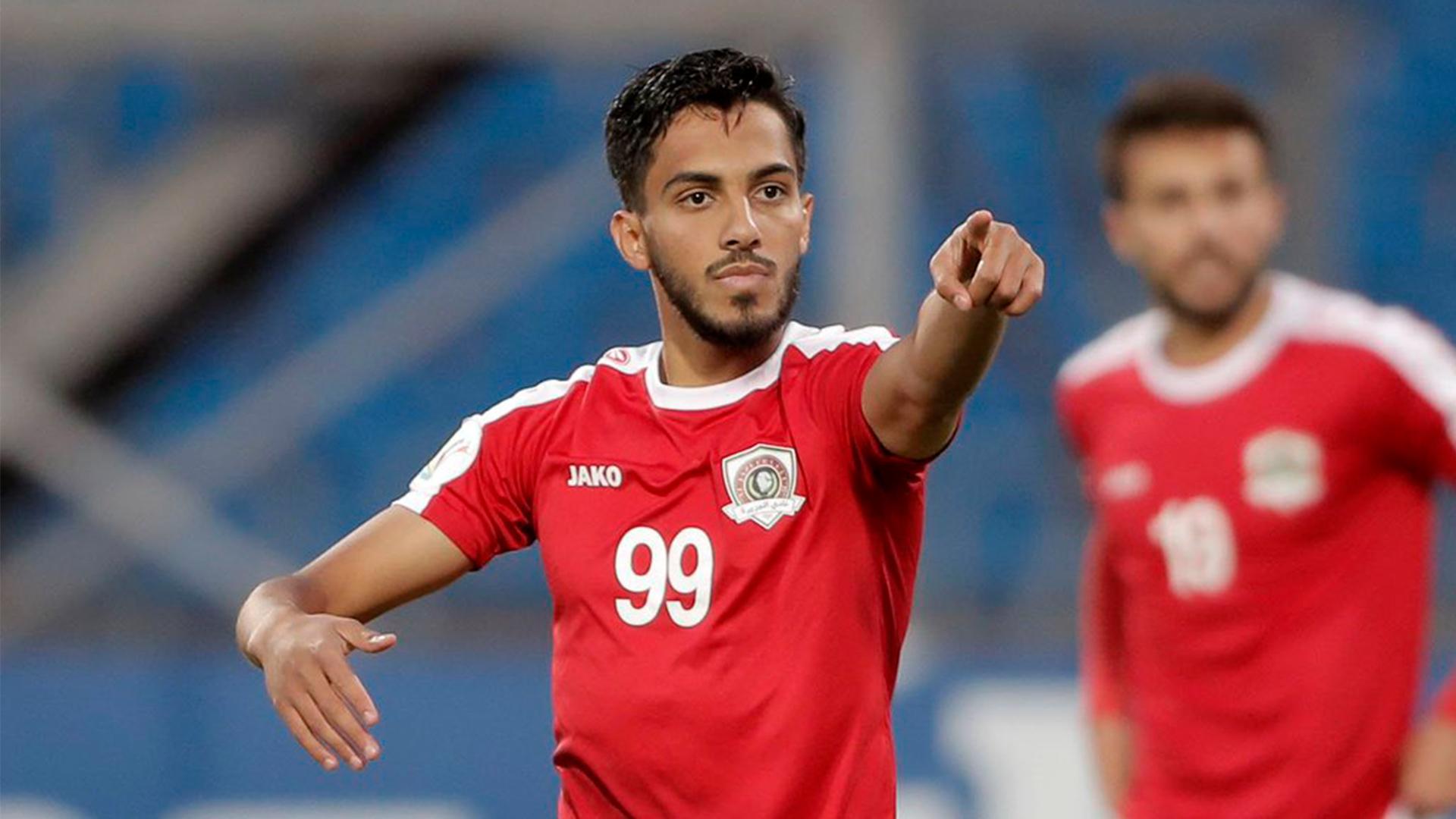 Musa Al-Taamari Jordan