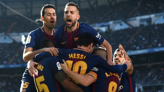 Valverde shows he's the Real deal as Clasico clobbering completes Barca miracle