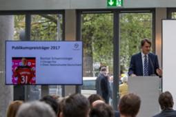 Thomas Berthold Deutscher Fußball Botschafter