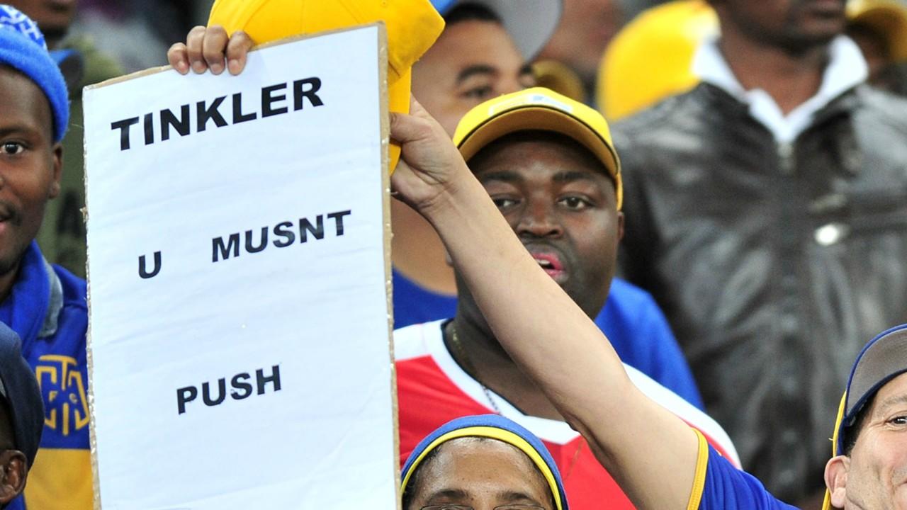 Cape Town City fans