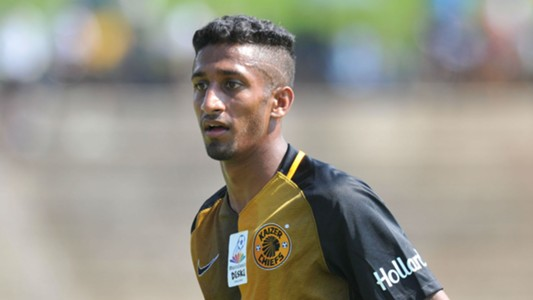Yusuf Bunting of Kaizer Chiefs