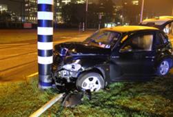 Sergio Aguero car accident