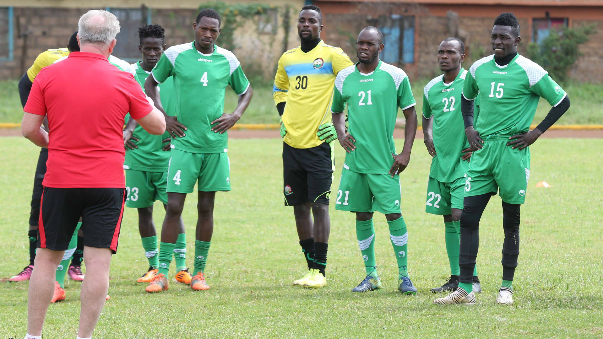 Zimbabwe withdraws from Cecafa