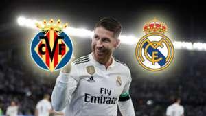 Villarreal Real Madrid TV LIVE STREAM LaLiga DAZN
