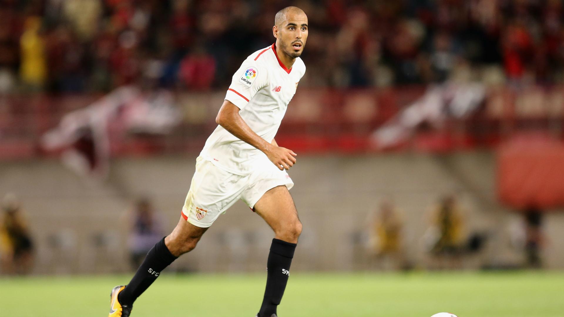 Miguel Layún, nuevo jugador del Sevilla