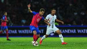 Aidil Zaquan, Johor Darul Ta'zim v Melaka, Super League, 23 Feb 2019