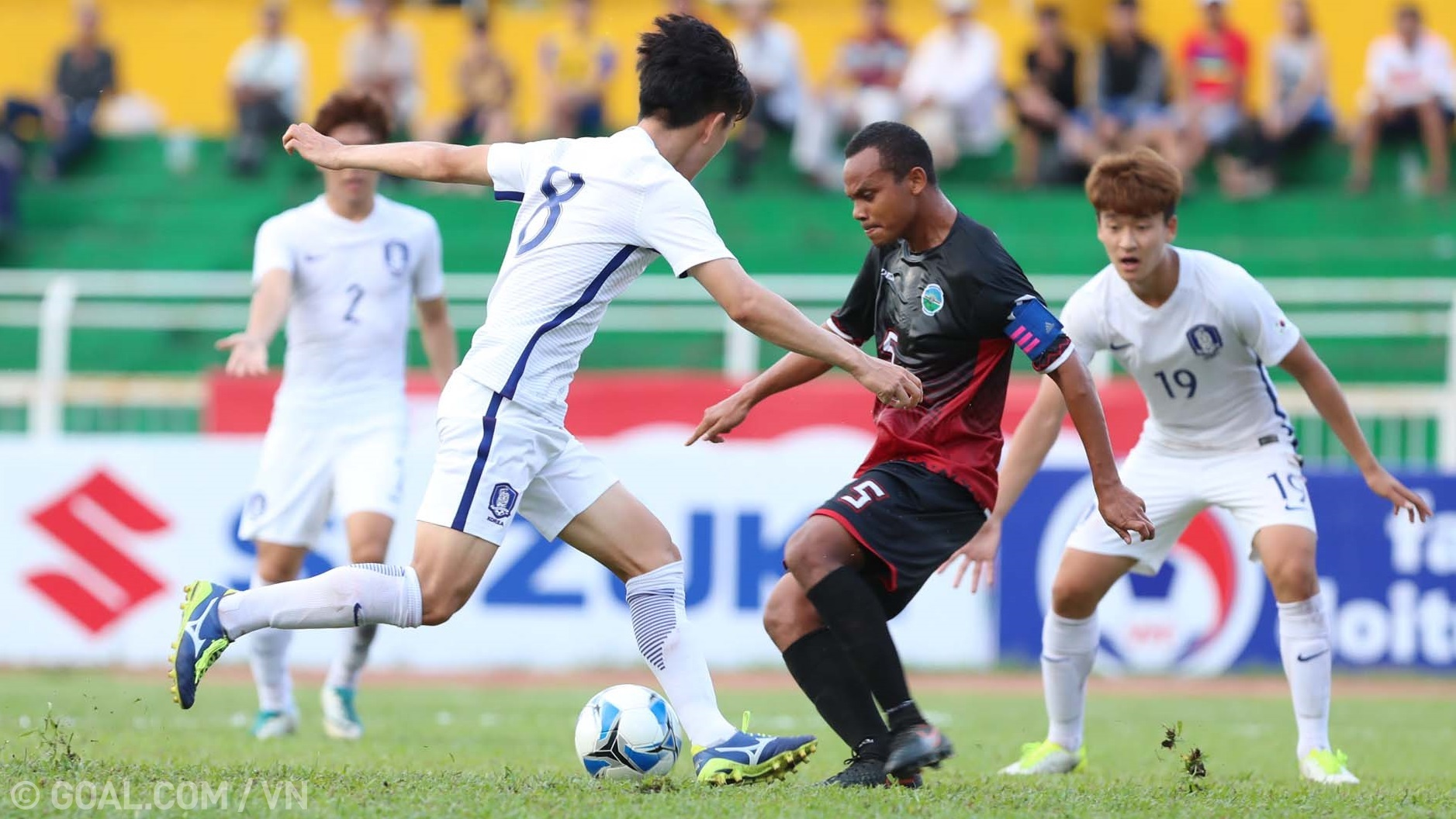 U22 Hàn Quốc U22 Đông Timor