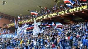Sampdoria fans, Serie A, 15102017