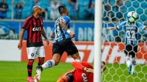 Lucas Barrios Gremio Atletico-PR Copa do Brasil 28062017