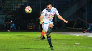 Ahmet Atayev - Arema FC