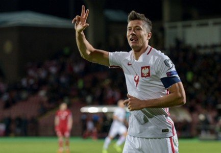 Robert Lewandowski Poland