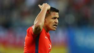 Alexis Sanchez, Chile