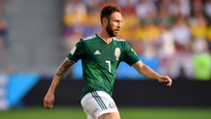 Miguel Layun Mexico World Cup 2018
