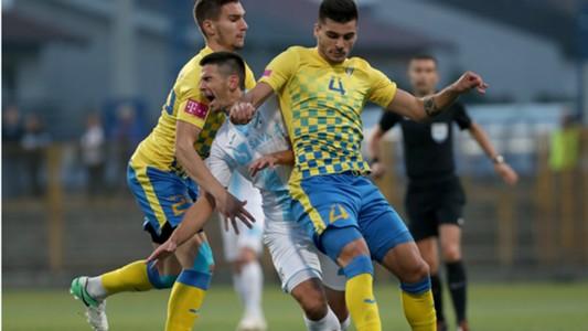 Andrej Simunec Domagoj Pavicic Karlo Muhar Inter Rijeka 1. HNL 19102018