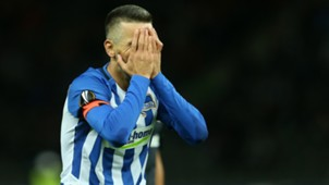 vedad ibisevic hertha bsc europa league 091417