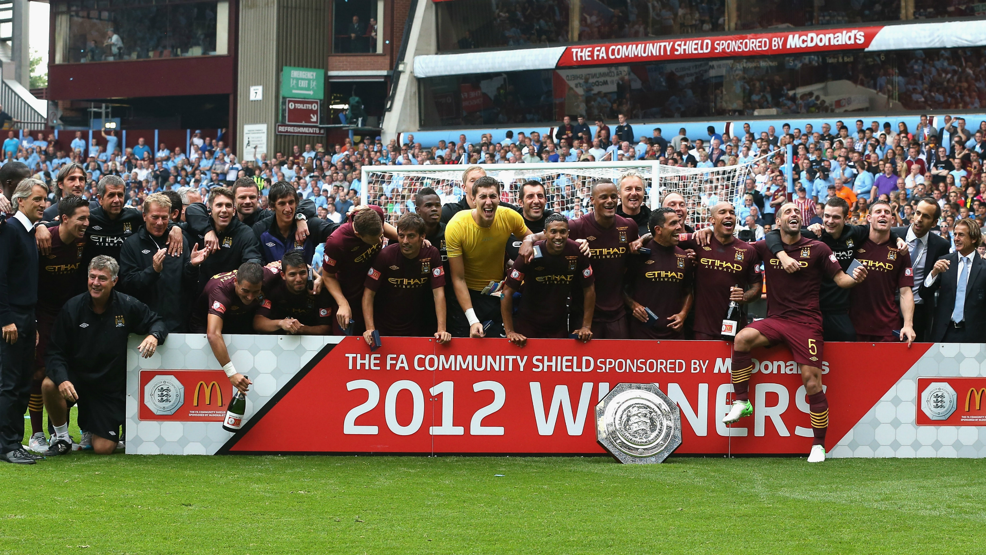 Manchester City Community Shield 2012
