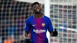 Ousmane Dembele Barcelona